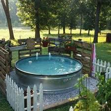 pools small backyard inground pool design swimming landscaping