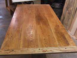 Dining Room Tables Seattle Elm And Pine Rustic Dining Table By Mountainwood Lumberjocks