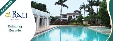 bali mansions house and lot real estate properties for sale in sta