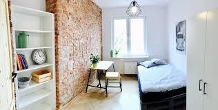 freshly renovated loft style room near city center room for rent