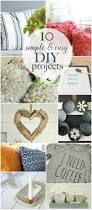 simple and easy diy projects work it wednesday place of my taste