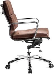 Desk Chair Herman Miller Bedroom Amusing Eames Style Office Lobby Black Leather Executive