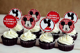 mickey mouse themed items time2partay com