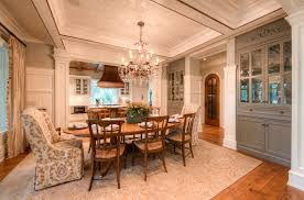 built in cabinet dining room traditional with area rug built ins
