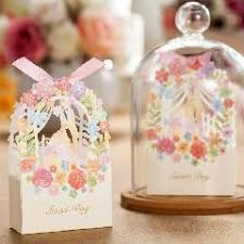 wedding gift decoration wedding gift box luxury decoration flower