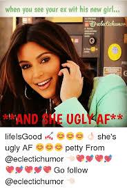 Ugly Girl Meme - ugly girl meme