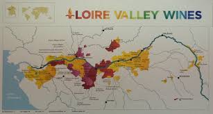 Loire Valley France Map by Jim U0027s Loire The Perplexing Mystery Of The Loire U0027s Disappearing