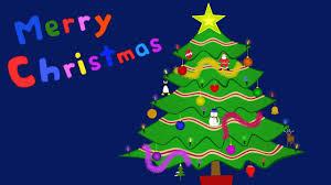 Decorate The Christmas Tree Lyrics The Christmas Tree Song Youtube