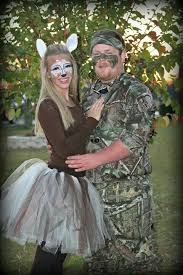 Bounty Hunter Halloween Costumes Cute Easy Diy Couples Costume Doe Hunter