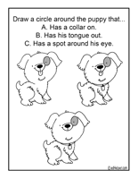following directions unit activities worksheets printables and
