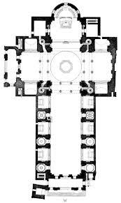 basilica floor plan pin by jan kozák on leon battista alberti pinterest leon and