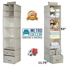 baby closet organizer ebay