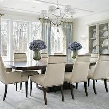 What Does Transitional Style Mean - transitional eclectic dining room photos