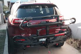 nissan altima bike rack 2014 jeep cherokee trailhawk long term update 3 motor trend