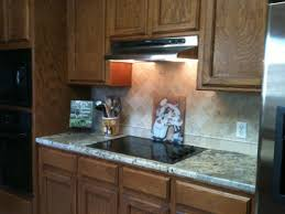 traditional kitchen ideas with brown marble kitchen backsplash