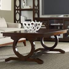 Slaters Furniture Modesto by Hooker Furniture Kinsey Contemporary Cocktail Table With Open