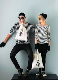 Cheap Couples Costumes The 25 Best Bank Robber Costume Ideas On Pinterest Robber