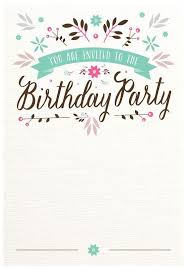 create invitations online free to print best 25 birthday invitation templates ideas on pinterest free