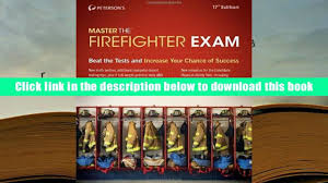 read online master the firefighter exam peterson s for ipad