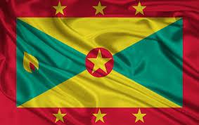 Flag With Yellow Star Grenada Flag Wallpapers Grenada Flag Stock Photos