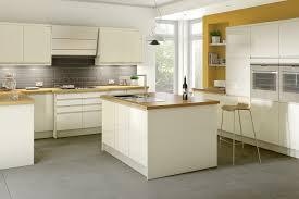 capri cream kitchen range