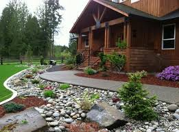 Price For Gravel Per Yard 2017 River Rock Landscaping Prices Average River Rock Cost Per Pound