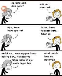Meme Comics Indonesia - meme rage comic indonesia kalender nek kalender v sumber