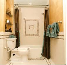 bathroom towel decorating ideas bathroom creative small bathroom decorating designs with shower