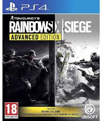 siege emirates tom clancy s rainbow six siege advanced edition playstation 4 by