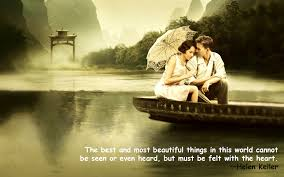 Nature Love Quotes by 20 Love Quotes Wallpaper Romantic Couple Images With Quotes