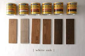 can you stain pine cabinets how 6 different stains look on 5 popular types of wood
