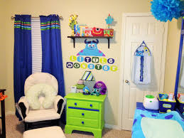 Monsters Inc Baby Room Decor New Easy Furniture Update with A