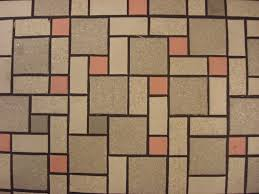 Vintage Bathroom Tile Ideas Colors Retro Floor Tile