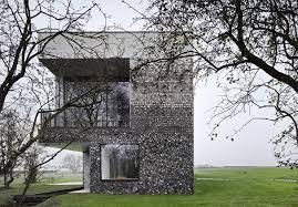 flint house in buckinghamshire by skene catling de la peña