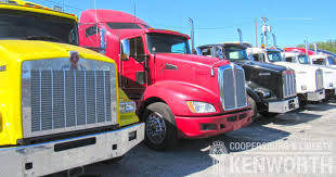 cost of new kenworth truck used kenworth trucks ways to cut company trucking costs