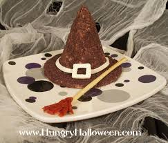 halloween cheese ball witch hat hungry happenings