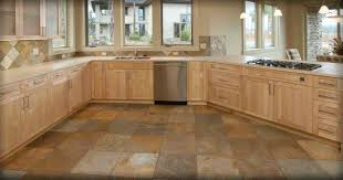 Floor Tile by Kitchen Floor Tile Designs For A Perfect Warm Kitchen To Have