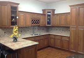 Maple Cabinets With Mocha Glaze Cream Maple Glaze Kitchen Cabinets Mocha Rta Drk Glze Trditionl