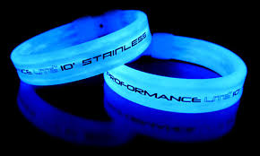 glow bracelets custom printed glow for your lighted party or event activedark