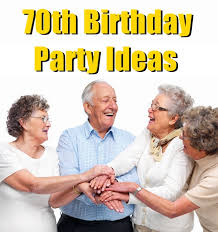 70th birthday party ideas 70th birthday party ideas that are sweet and simple birthday inspire