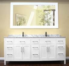 White Bathroom Vanity Cabinets by Double Bathroom Cabinets Benevolatpierredesaurel Org