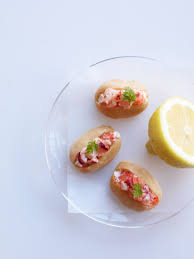 just for juliana party food mini lobster rolls by caterer and