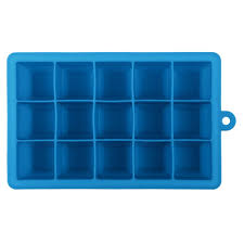 Turquoise Kitchen Accessories by Diy Creative Big Ice Cube Mold Square Shape Silicone Ice Tray