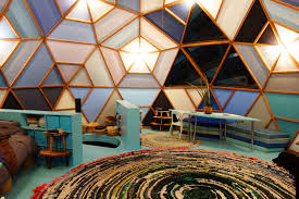 geodesic dome house in los angeles designed by william king