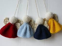 free easy knitting patterns free crochet ornament