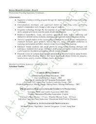 12 best teacher resumes images on pinterest resume writing