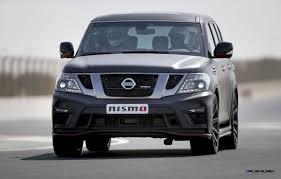 nissan patrol 2016 2016 nissan patrol nismo black 7