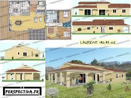 plan maison contemporaine plain pied 3 chambres catalogue en ligne de plans et modèles de maisons individuelles en