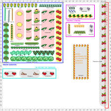 free vegetable garden planner key plan the garden trends