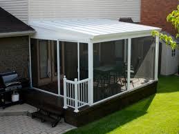 enclosed patio covers patio screen room enclosures outdoor screen